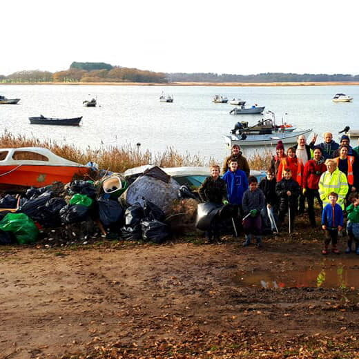 Lytchett Bay Clean by GoPladdle