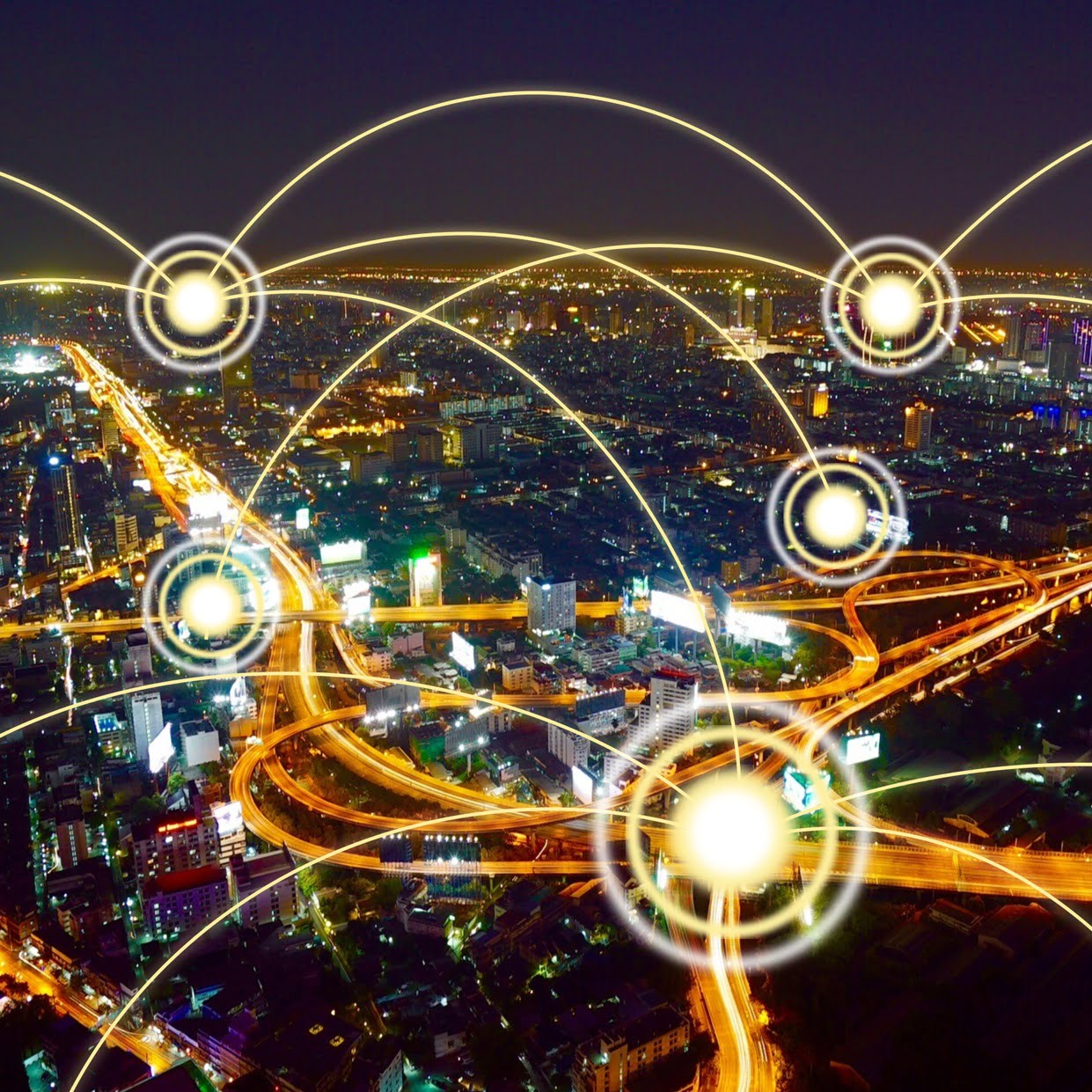 Connected Smart City